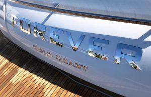 Boat names stainless steel Australia