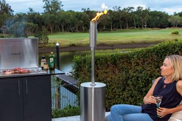 Gas Tiki Torch
